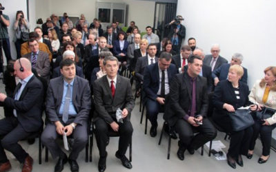 The German Competence Center in Tuzla – DKR is open