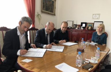 Established trilateral cooperation in the area of transfer of knowledge, technology and entrepreneurship