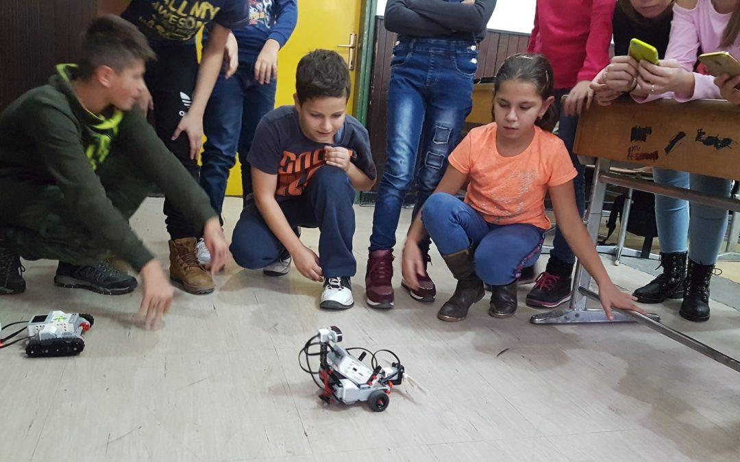 Časovi za mlade robotičare