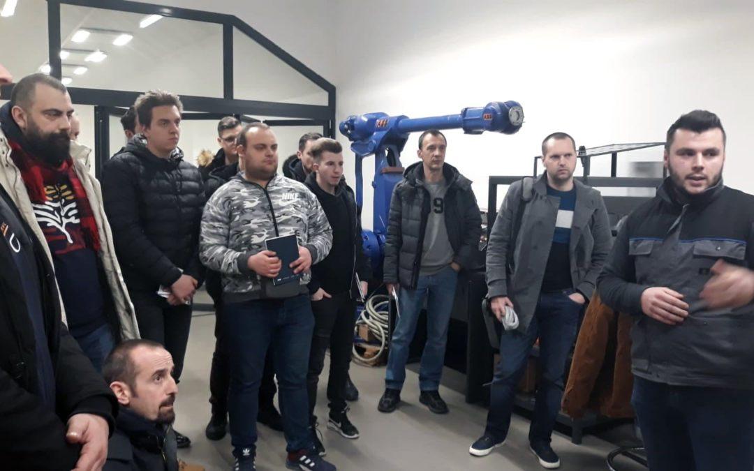 Prvi uvodni trening za CNC operatere