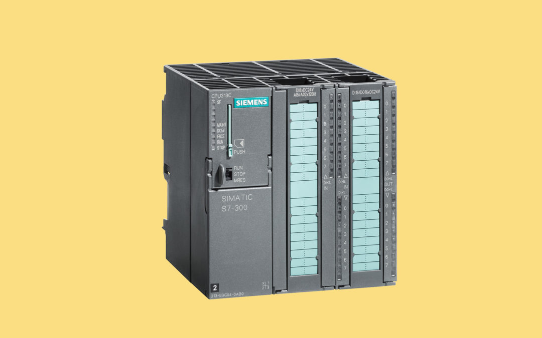 PLC programiranje SIMATIC S7