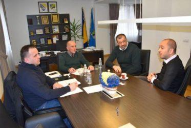 Nastavak uspješne saradnje sa Vladom Tuzlanskog kantona