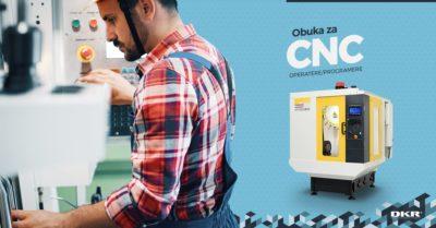 Treninzi za CNC operatere