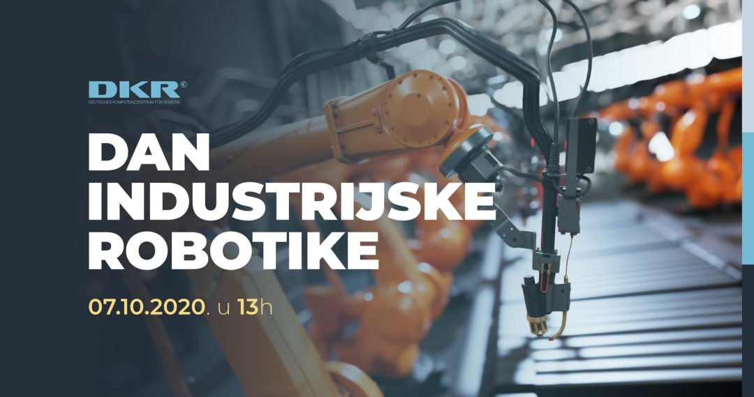 Dani industrijske robotike