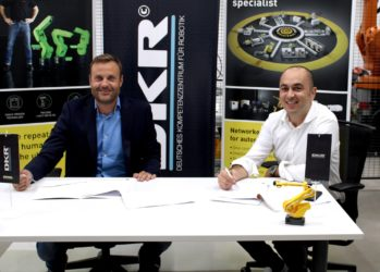 Fanuc's Robots officially in German Centre for Robotics