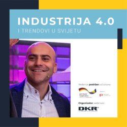 Industrija 4.0 i trendovi u svijetu