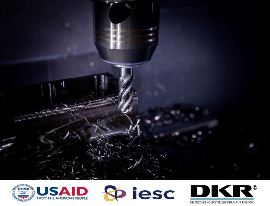 Javni poziv za prijavu kompanija za besplatne treninge CNC operatera