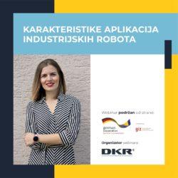 Karakteristike aplikacija industrijskih robota