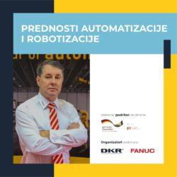 Prednosti automatizacije i robotizacije
