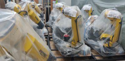 U DKR stigla nova isporuka robota