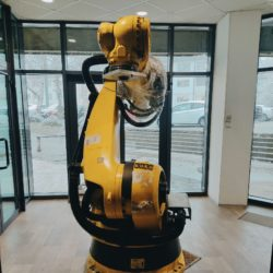 Proper  maintenance  and  reparation  of the already used industrial robots to be a cost-effective option
