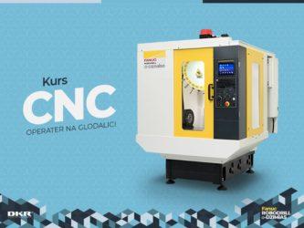 Novo u ponudi DKR-a! Kurs: CNC operater na glodalici