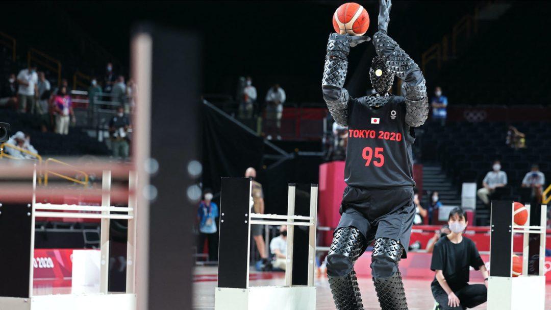 Roboti na Ljetnim Olimpijskim Igrama u Tokiju 2021